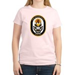 USS Roosevelt DDG-80 Navy Ship Women's Light T-Shi