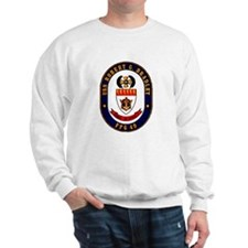 USS Robert G. Bradley FFG-49 Navy Ship Sweatshirt