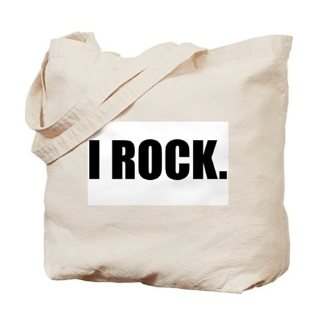 I Rock. Tote Bag