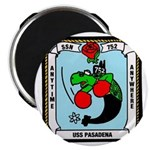 USS Pasadena SSN 752 Navy Ship Magnet