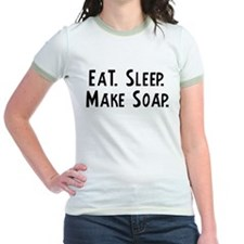 Eat, Sleep, Make Soap T