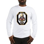 USS Mobile Bay CG-53 Navy Ship Long Sleeve T-Shirt