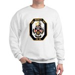 USS Mobile Bay CG-53 Navy Ship Sweatshirt