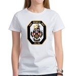 USS Mobile Bay CG-53 Navy Ship Women's T-Shirt
