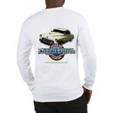 Digital Hotrod Long Sleeve T-Shirt