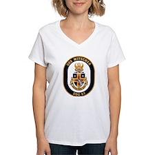 USS Mitscher DDG-57 Navy Ship Shirt
