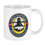 USS Louisville SSN 724 Navy Ship Mug