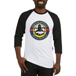 USS Louisville SSN 724 Navy Ship Baseball Jersey