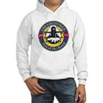 USS Louisville SSN 724 Navy Ship Hooded Sweatshirt
