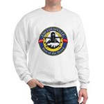USS Louisville SSN 724 Navy Ship Sweatshirt