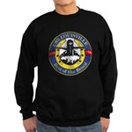 USS Louisville SSN 724 Navy Ship Sweatshirt (dark)