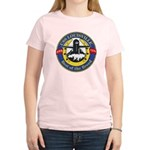 USS Louisville SSN 724 Navy Ship Women's Light T-S
