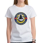 USS Louisville SSN 724 Navy Ship Women's T-Shirt