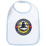 USS Louisville SSN 724 Navy Ship Bib