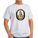 USS Kauffman FFG-59 Navy Ship Light T-Shirt