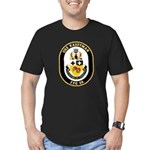 USS Kauffman FFG-59 Navy Ship Men's Fitted T-Shirt