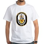 USS Kauffman FFG-59 Navy Ship White T-Shirt