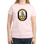USS Kauffman FFG-59 Navy Ship Women's Light T-Shir