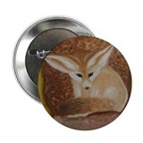 Fennic Fox - Button
