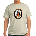 USS John McCain DDG-56 Navy Ship Light T-Shirt