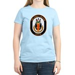 USS John McCain DDG-56 Navy Ship Women's Light T-S