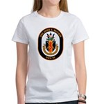 USS John McCain DDG-56 Navy Ship Women's T-Shirt