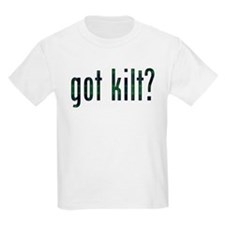 got kilt? T-Shirt
