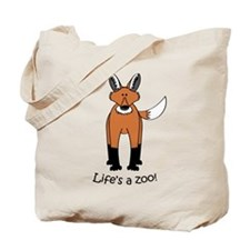 Maned Wolf Tote Bag