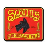 Scottie's Aberdeen Ale Mousepad