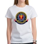 USS Heron MHC-52 Navy Ship Women's T-Shirt