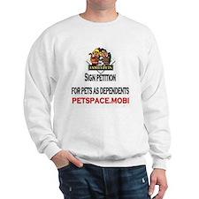PET SPACE Sweatshirt