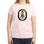 USS Halyburton FFG-40 Navy Ship Women's Light T-Sh