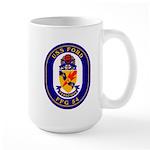 USS Ford FFG-54 Navy Ship Large Mug