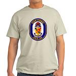 USS Ford FFG-54 Navy Ship Light T-Shirt