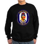 USS Ford FFG-54 Navy Ship Sweatshirt (dark)