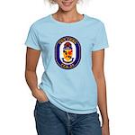 USS Ford FFG-54 Navy Ship Women's Light T-Shirt