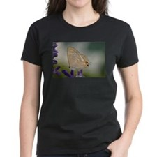 Butterfly on Lavender Tee