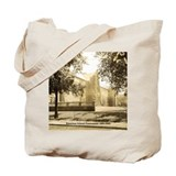 Emerson School Sepia Tote Bag