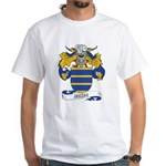 Mesia Coat of Arms White T-Shirt