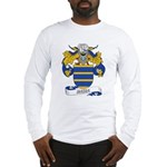 Mesia Coat of Arms Long Sleeve T-Shirt