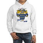 Mesia Coat of Arms Hooded Sweatshirt