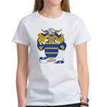Mesia Coat of Arms Women's T-Shirt