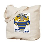Mesia Coat of Arms Tote Bag