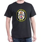 USS Cardinal MHC-60 Navy Ship Dark T-Shirt