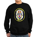 USS Cardinal MHC-60 Navy Ship Sweatshirt (dark)