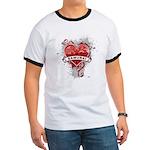 Heart Samurai Ringer T