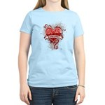 Heart Samurai Women's Light T-Shirt