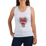 Heart Samurai Women's Tank Top