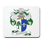 Moncayo Coat of Arms Mousepad