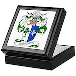 Moncayo Coat of Arms Keepsake Box